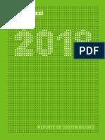 Reporte sostenibilidad 2018