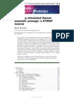 Picturing Stimulated Raman Adiabatic Passage- A STIRAP Tutorial
