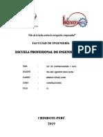 Informe_ley de Contrataciones y Rne_construcciones