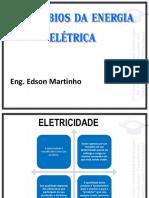 Distúrbios Da Energia Elétrica. Eng. Edson Martinho