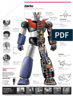 Mazinger Z - Infografia