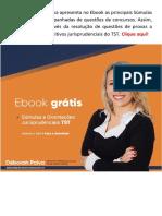 _ eBook - TST Para Concursos