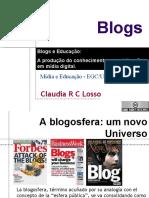 Blogs e Educação