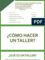 Diapositiva Psicología Escolar