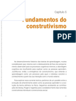 Fundamentos do construtivismo