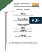 Sistemas Trífasicos - Juan Ramon Fernandez Mojica