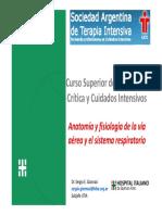 Fisiologia Giannasi 2013