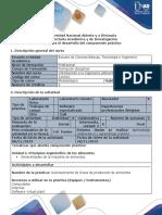 Guía Para El Desarrollo Del Componente Práctico Con Apoyo Tecnológico - Simulador Virtual Plant
