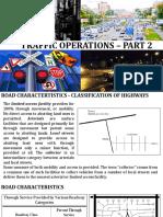 Traffic Operations Part 2