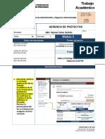 FTA 2019 2B M2 Gerencia de Proyectos