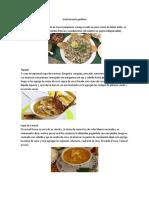 Gastronomía garífuna