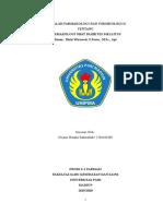 MAKALAH FARMAKOLOGI OBAT DIABETES.doc