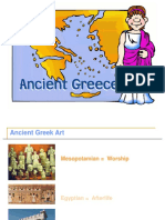 Greek arts