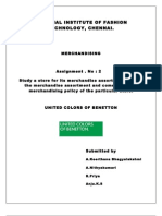 Merchandising Benetton