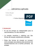 Ciclos a Gas Otto Diesel 1