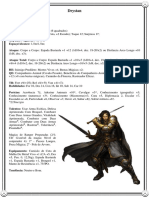 Microsoft Word - Ficha de Ranger para Dungeons and Dragons 3.5.