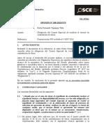 108-13 - PEDRO YUPANQUI TELLO - Obligación Del Comité Especial de Verificar Terreno en Contratacion de Obra