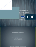 Marketing Digital en La Realidad
