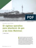 Provision de Gas
