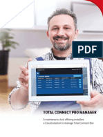 Total Connect Pro Manager Brochure