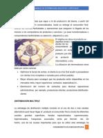 Canales de Distribucion-multiples y Verticales