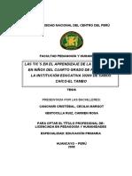 USO TIC PRiMARIA Canchari Cristóbal- Ventocilla Ruiz