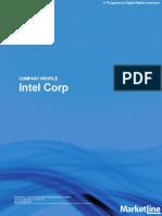 Intel Swot