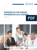 Winning in the Indian Pharmaceutical Market
