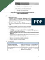 CONVOCATORIA CAS N° 008-2019-CALLAO