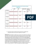 Matematics Financieras Unidad 3 Aporte Colaborativo