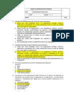 Examen de Administracion de Personal