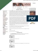 Eye Acupressure - Improve Eyesight, Relieve Eye Pain