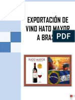 Informe Del Vino Hato Mayor 1-1