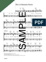 Os Doy Un Mandato Nuevo - Francisco Palazón (Cantos Liturgicos Semana Santa) 30105039