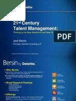 21 Century Talent Management eBook