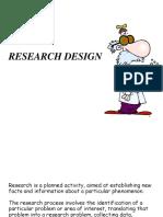 Research Design 22