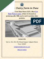 Best Cow Dairy Farm in Pune.pdf