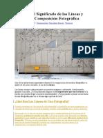 DZoom Monica Vidal - Lineas Descubre Su Significado y Mejora Tu Composición Fotográfica