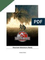 Jurassic Park III - Hexcrawl Adventure Hack