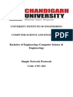 Final Monograph Secure Network Protocol (1)