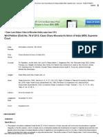 Writ Petition (Civil) No. 78 of 2013. C...Reme Court - Case Law - VLEX 577390674
