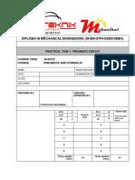Practical Task 1 Pneumatik June 2018
