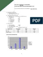 Hazard and Vulnerabilty Assessment 2015 Dpos Format