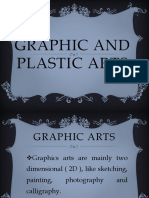 Graphic and Plastic Art