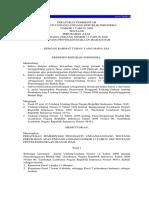 Peraturan Pemerintah Pengganti UU Tahun 2009-02-09