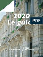 Le Guide de La République en marche pour les municipales de 2020