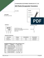 a933 Transistor Datasheet
