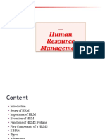 mba HRM  ppt
