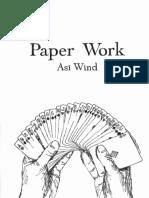 Asi wind Paper work