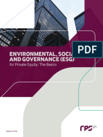 Environmental, Social and Governance for private equity.pdf